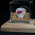 THE MONKEES: commemorative guitar pick in a display case