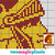 USC Trojans Old Logo crochet graph (C2C, Mini C2C, SC, HDC, DC, TSS), cross
