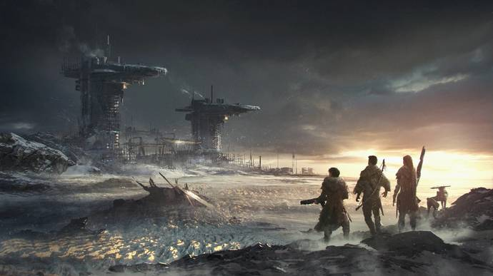 """Scavengers Game Canvas Print (13""""x19"""" or 18""""x28"""")"""