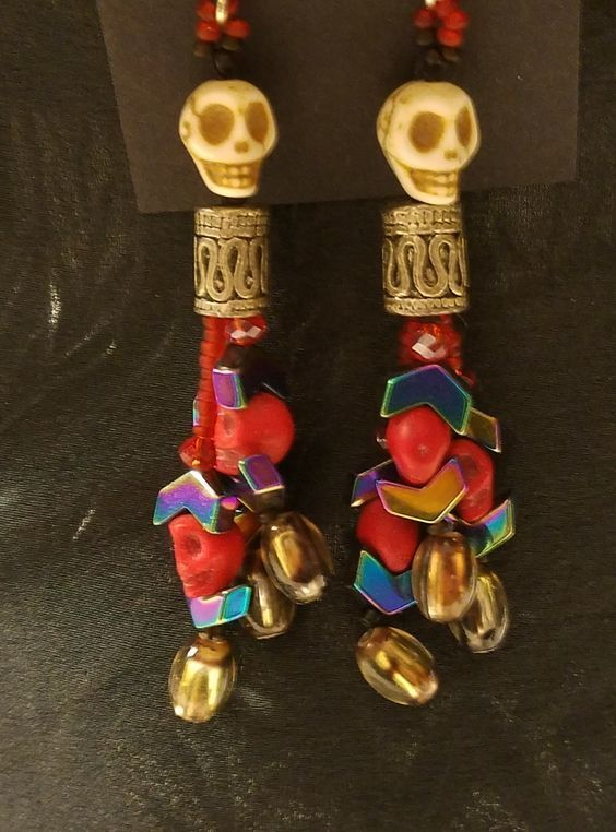 Court Jester Earrings