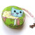 Tape Measure Crazy Colored Cats Pocket Retractable Tape Measure