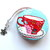 Tape Measure Tea Time Pocket Retractable Measuring Tape