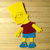 Bart Simpson Cutting Die