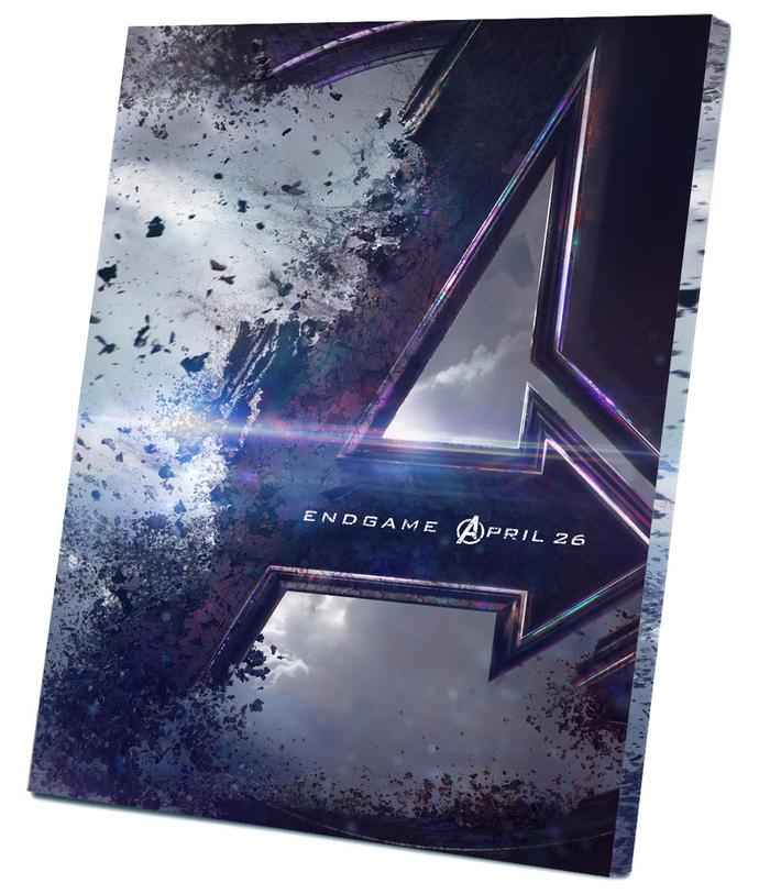 "Avengers 4 Endgame Canvas Print (8""x12"" or 12""x16"")"