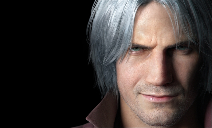 """Devil May Cry 5 Canvas Print (13""""x19"""" or 18""""x28"""")"""
