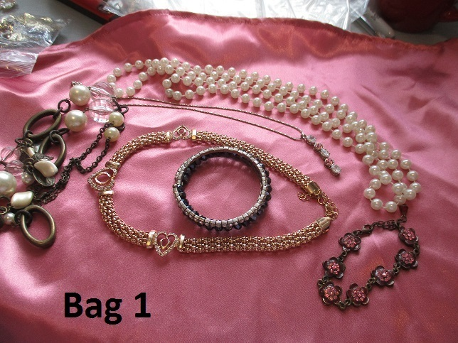 Bling Grab Bags - WOW, Reduced To Clear