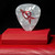Commemorative guitar pick and display case: Tom Petty
