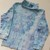 Girl's Turtleneck, Ice Dyed Turtleneck Great For Jeans, Size 4T, Great Shades of
