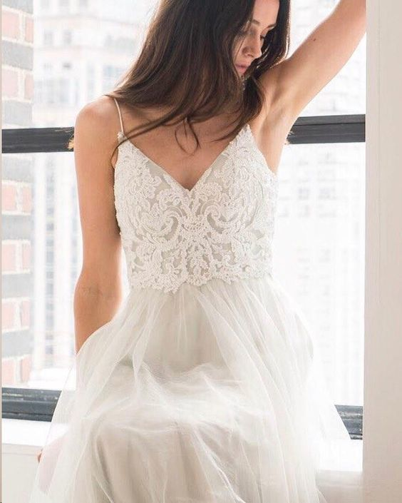 Open Back Prom Dresses Spaghetti Straps A Line Ombre Long Prom Dress Sexy
