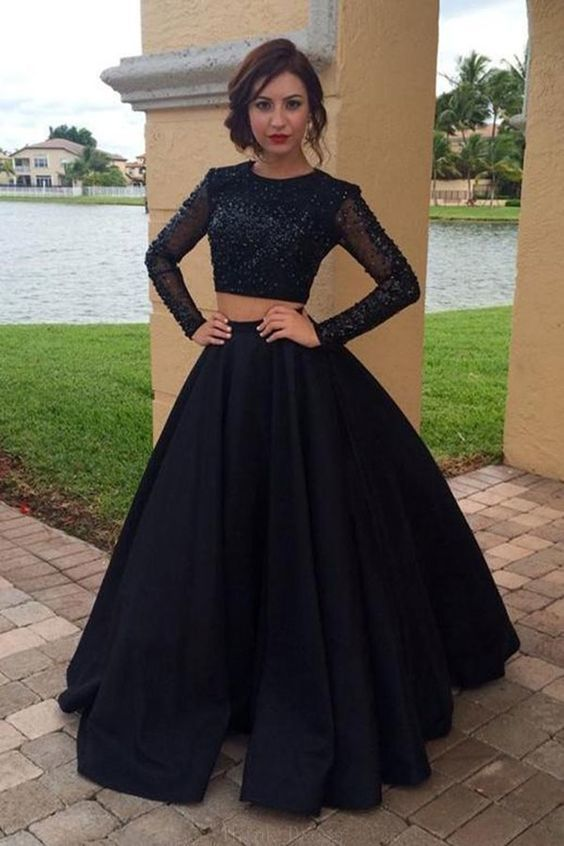 Outlet Suitable Prom Dresses Plus Size Long | PrettyLady