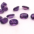 7 x 5 mm Oval Faceted Amethyst - 1 piece