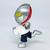 Ultraman 40th Anniversary Collection ENGLAND Football Team Soccer Figure