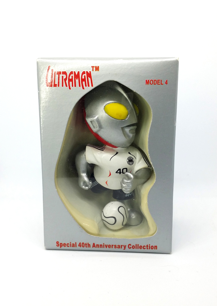 Ultraman 40th Anniversary Collection GERMANY Football Team Soccer Figure