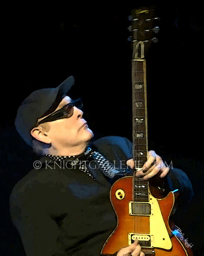 Mixed Media Image: Rick Nielsen