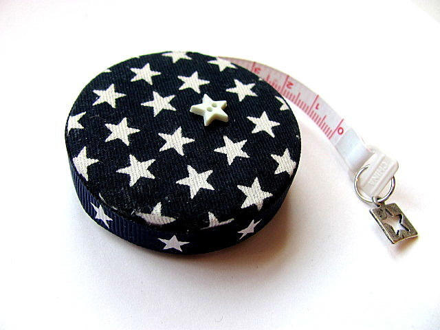 Retractable Tape Measure Just Stars Measuring Tape