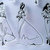 Ladies Sketch Fashion Clear Stamps Set