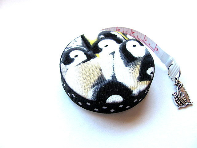 Measuring Tape Penguins Small Retractable Tape Measure