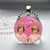 Gift under $20, Breast cancer awareness jewelry, best friend, stocking stuffer,