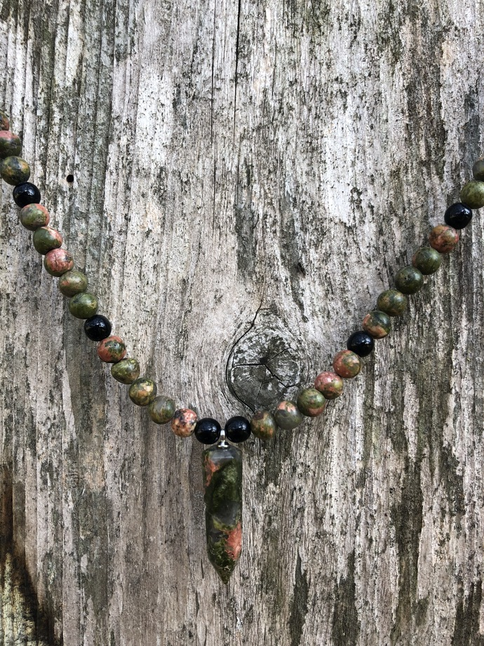 Unakite Harmony Necklace
