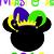 Disney, Mardi Gras, Icon Minnie Mouse, Icon Mickey Mouse Head, Mouse Ears,