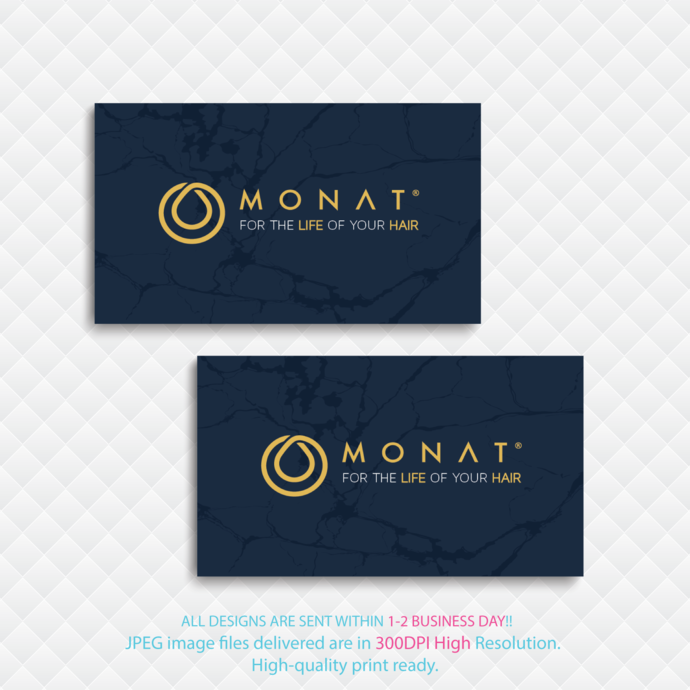 Custom Business Cards, Custom Monat Business Cards, Monat Business Cards,
