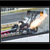 Drag Racing Image: Fire Breathing Dragster!
