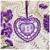 Cutwork Knobby Heart Letter B