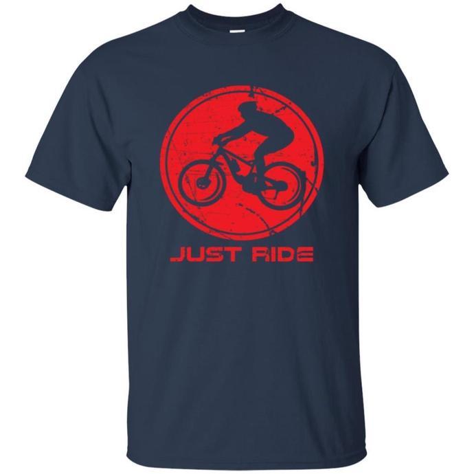Mountain Biking Is Awesome Men T-shirt, Biking Is Awesome Tee, Mountain T-shirt,