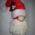 Handmade Santa Gnome - Approx 10 inches Tall