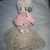 Handmade Doll - Approx 10 inches Tall