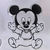 Donald Jerry Baby Mickey Minnie Clear Stamps