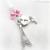 Paris Romance phone charm, cute planner charm, smartphone dust plug charm,