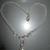 Fancy Pearl/Diamante Necklace