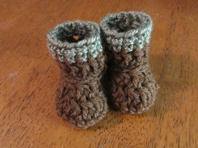 baby booties for boys