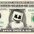 MARSHMELLO DJ on a REAL Dollar Bill Cash Money Collectible Memorabilia Celebrity