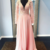 lace long sleeve prom dress