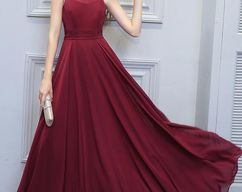 422648584d0 On Sale. Long Beaded Halter Backless Burgundy Prom Dresses ·  138.07 ·  RosyProm. On Sale. Lace Embroidery Lace Skirt Simple Cute Homecoming Dresses