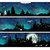 1 Roll of Limited Edition Washi Tape: Harry Potter's Magic Night at Hogwarts