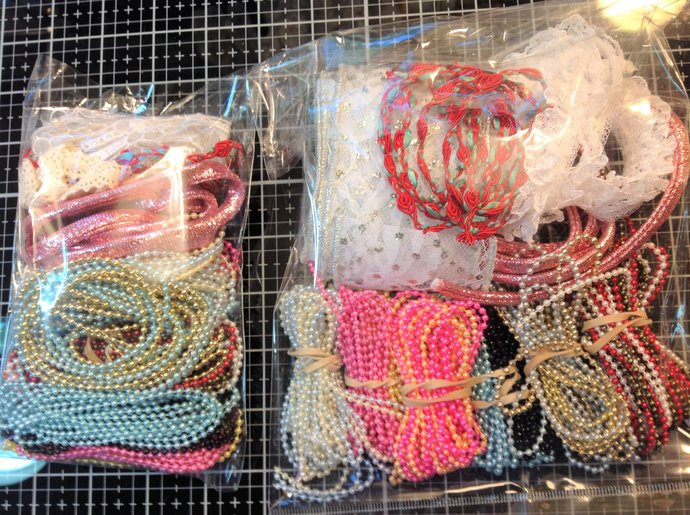 Trim Grab Bags 30 Yards For Under 20 Cents Per Yard