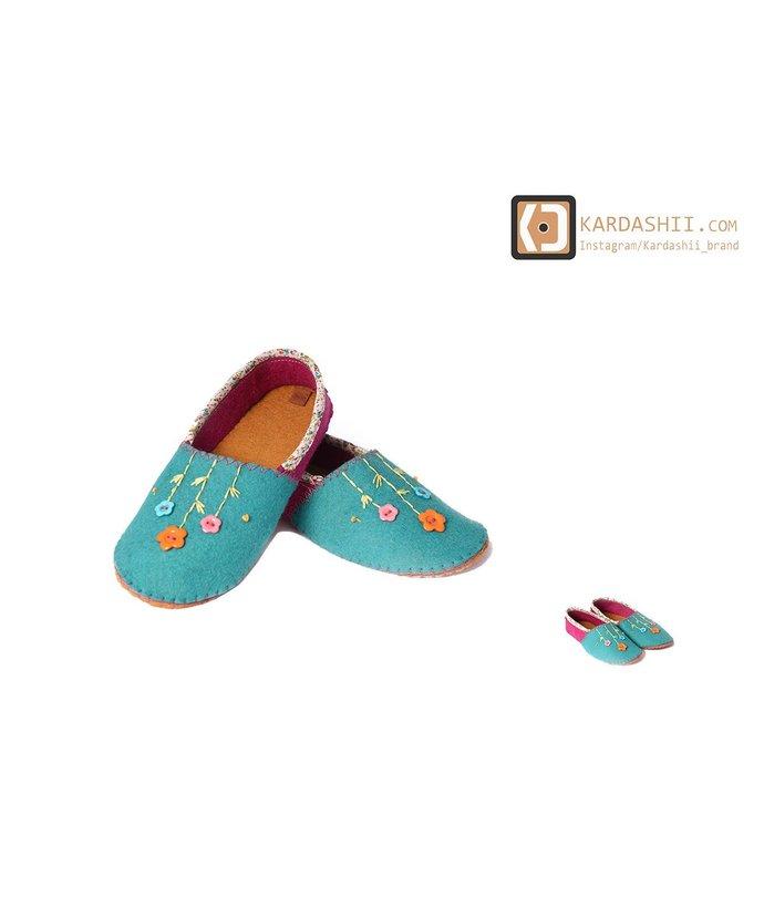 0749b993210 Handmade Carpet hand-woven sheep wool shoes For Birthday . Homemade Create  and