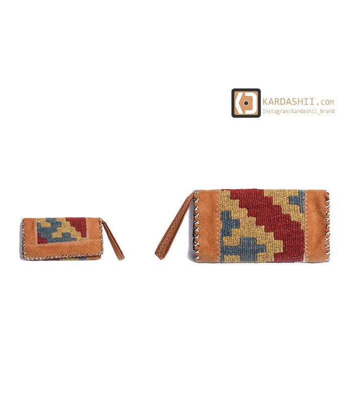 Handmade Carpet Hand Woven Wallet Bags For By Kardashii On Zibbet