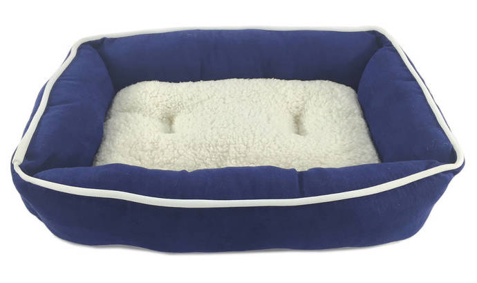 Brand New Pet Bed Cushion Mat Pad Dog Cat Kennel Crate Cozy Soft Sheep Fur 20 x