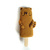 Popsicle Cat - Cappuccino, needle felted Art Toy, kawaii cat Popsicle plush
