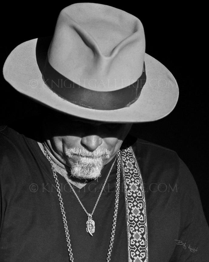 Guitar Player Portrait: Derek St Holmes