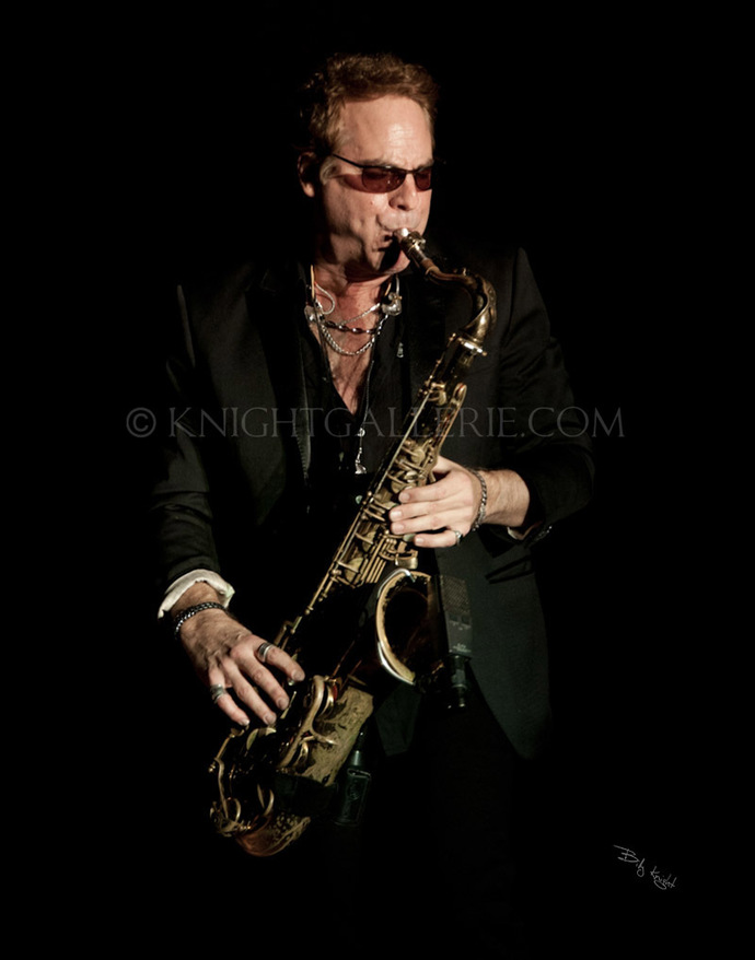 Concert Portrait: Foreigner / Tom Gimbel