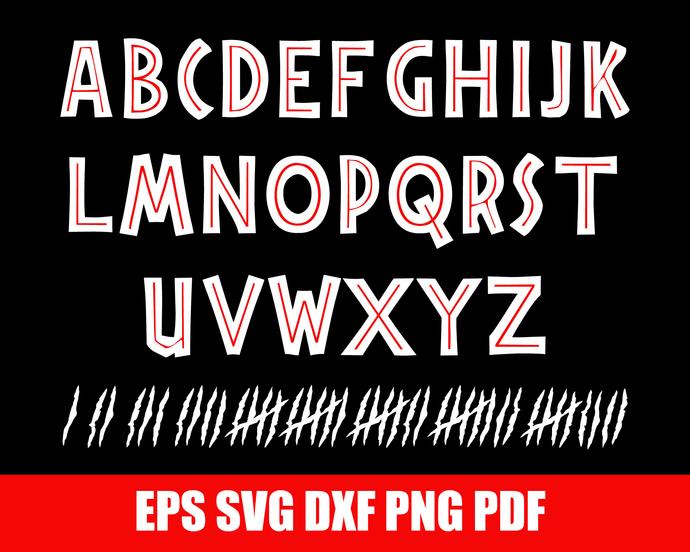 Jurassic Park Jurassic Park Alphabet Jurassic By Svggyn