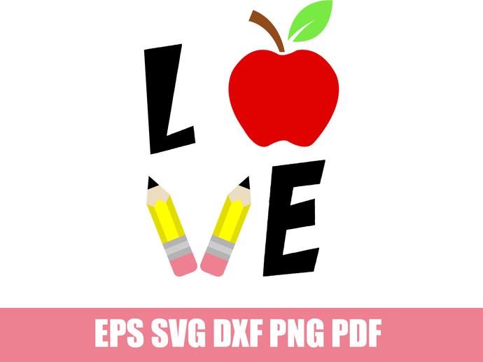 Teacher of all Things Cricut DxF EPS PDF PnG SVG Silhouette Cameo  Cricut Design