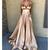 Simple A Line Prom Dresses Long Evening Dress Cheap Formal Gowns Hot D2650