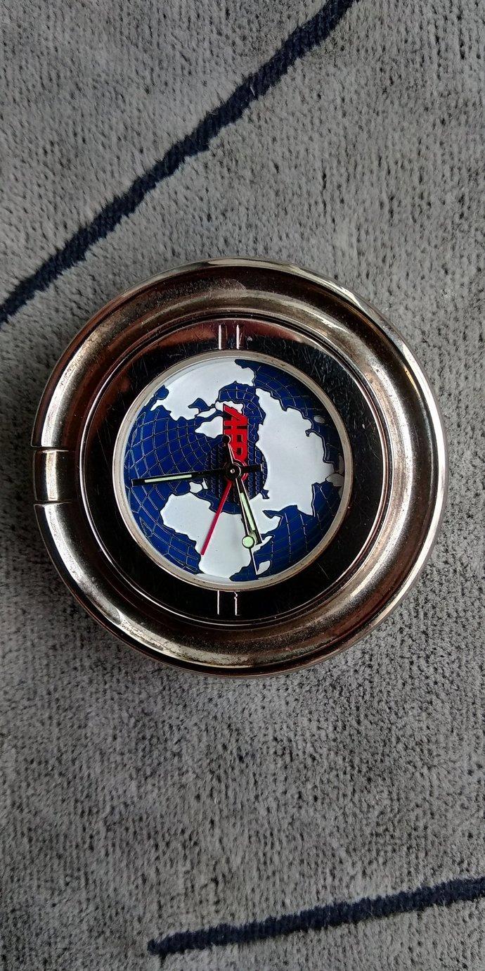 Vintage pocket watch ARTHUS BERTRAND quartz AFP limited edition/Vintage table