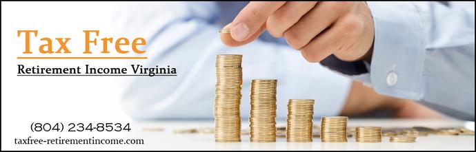 Tax Free Retirement Income Virginia